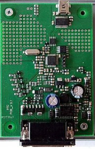 Контроллер сажевого фильтра 2013